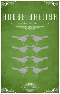 emblema casa Baelish - Juego de Tronos en los siete reinos