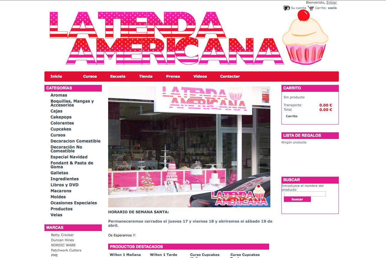 La Tienda Americana Repostería Creativa
