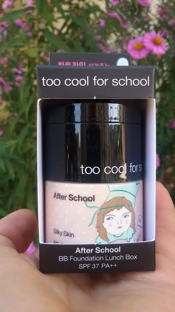 Тональная основа too cool for school After School BB Foundation Lunch Box SPF 37 PA++: снова в школу?