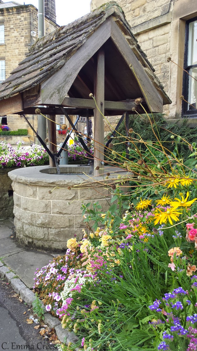 Staycation-Road-Trip-Travel-Wishing-Well-Bakewell