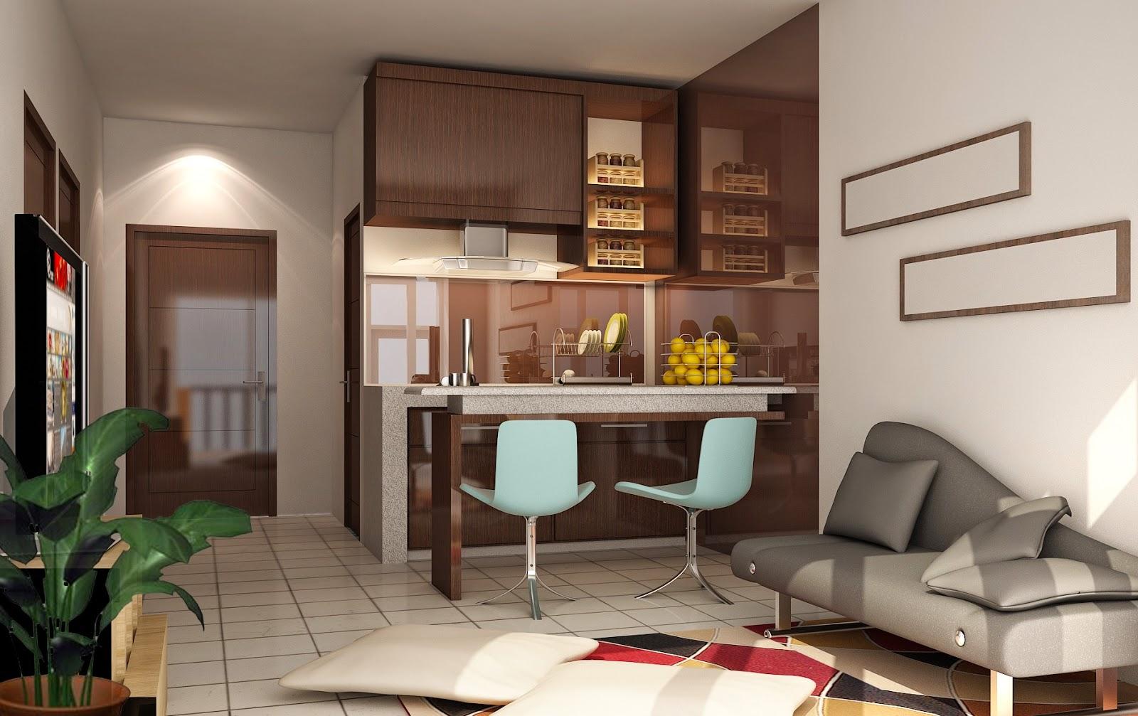 Desain Rumah Minimalis Type 36 72