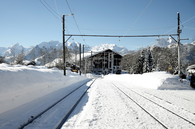 gstaad ski station