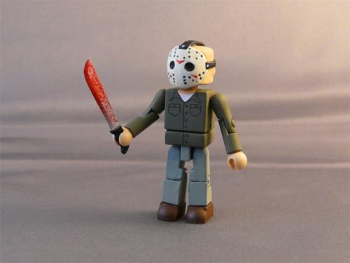 Friday 13th Jason Voorhees Minimate