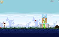 Gra Angry Birds na Androida
