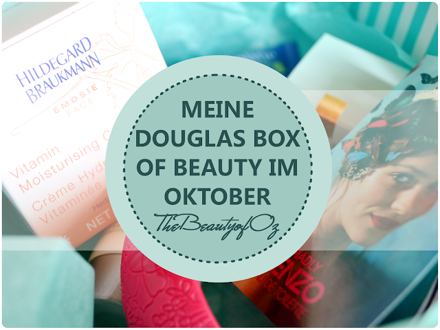 Meine Douglas Box Of Beauty im Oktober 2013