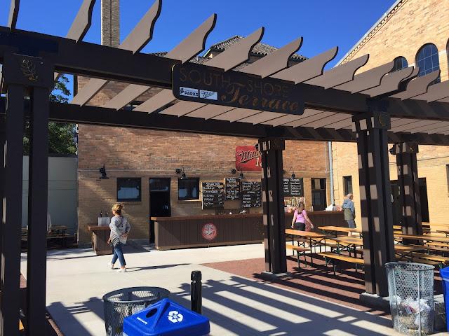 Milwaukee Area Parks South Shore Park 39 S New Pavilion Terrace