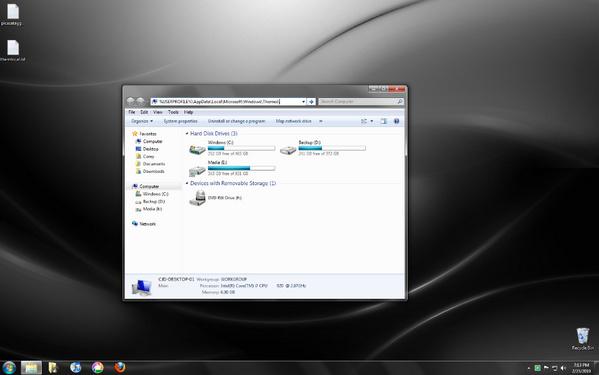 windows 7 pro sp1 x64 hp oem