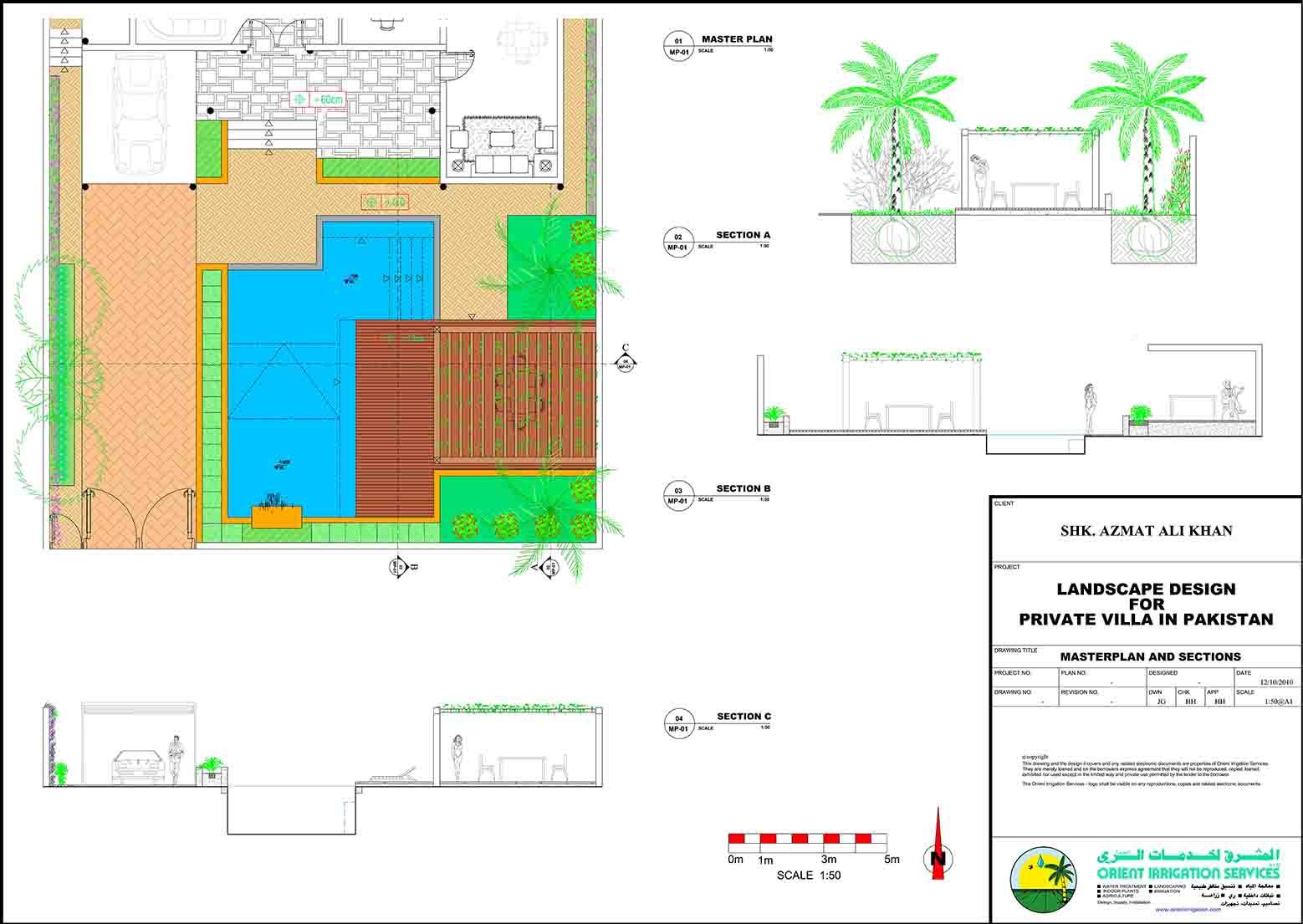 J A D - S C A P E: Orient Irrigation Services - Dubai