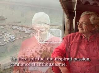 Christian godefroy: le père spirituel qui inspire confiance
