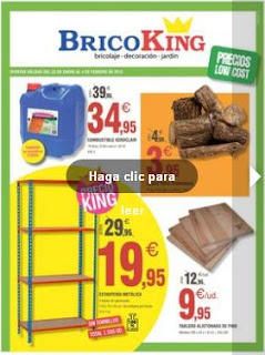ofertas bricoKing 22 enero 2013