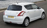 Pictorial Comparison between new 2011 & old 2005 Maruti Suzuki Swift