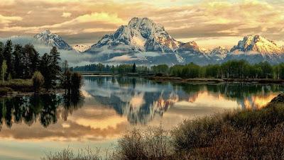 Los lagos del edén - Paradise lakes