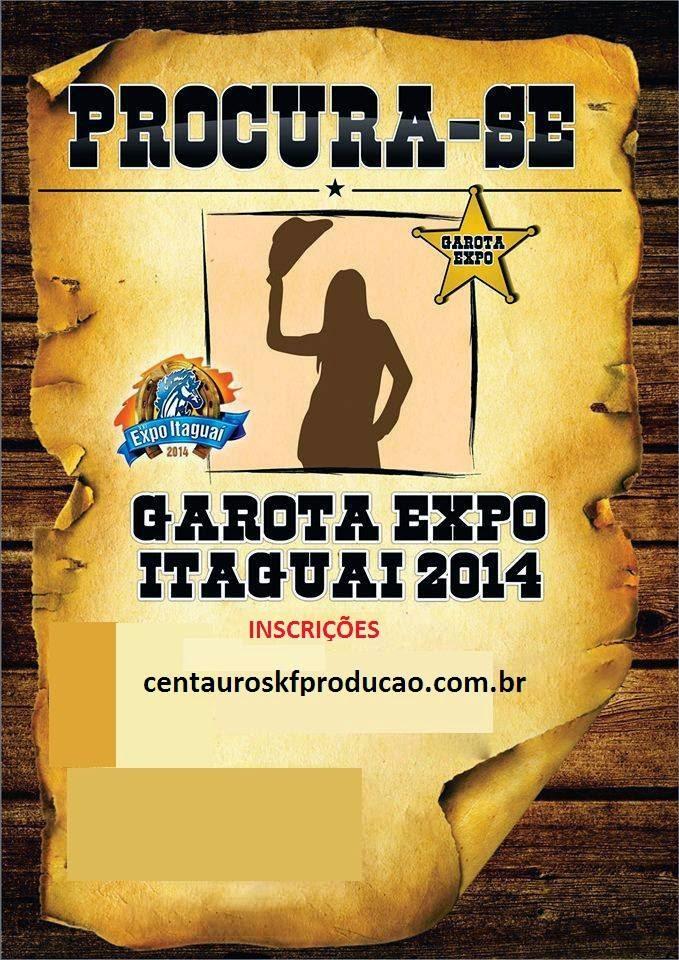 GAROTA EXPO ITAGUAI