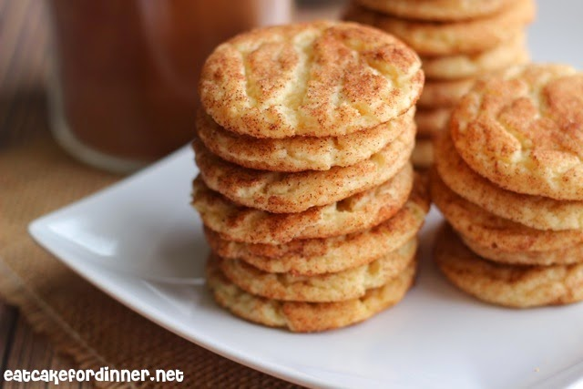 Eat Cake For Dinner: Mrs. Sigg's Snickerdoodles