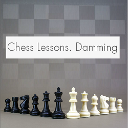 Chess lessons: Damming Game