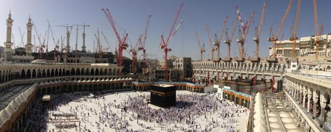 Jasa Saudi Yang Terlupakan