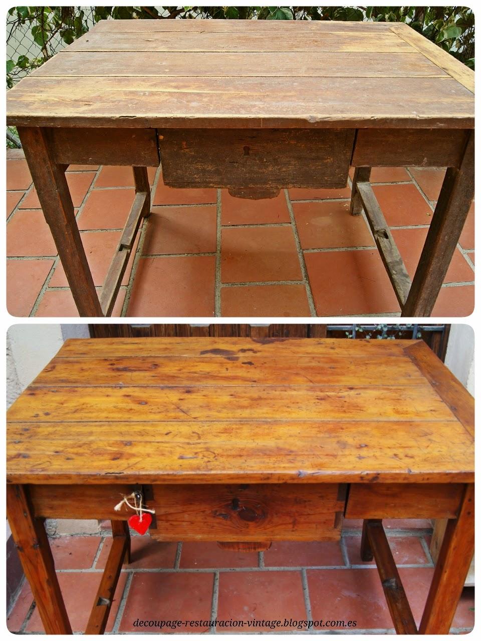 Muebles Restaurados Antes Y Despues Best Reforma De Baos Antes Y  # Muebles Reformados Antes Y Despues