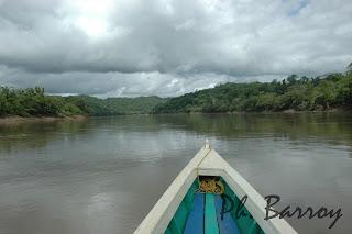 Paysages Mexique chiapas Yaxchilan Usumacinta blog photos voyage