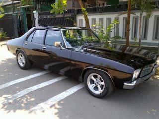 Pengiriman Mobil Holden dari Cirebon ke Bali