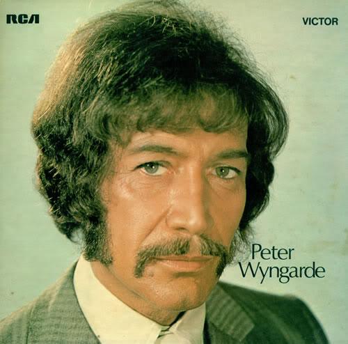 Peter wyngarde peter 32 rpm peter