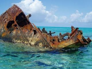 Ship Graveyards: Abandoned Ships, Boats and Shipyards