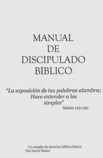 manual de seminario antiguo testamento