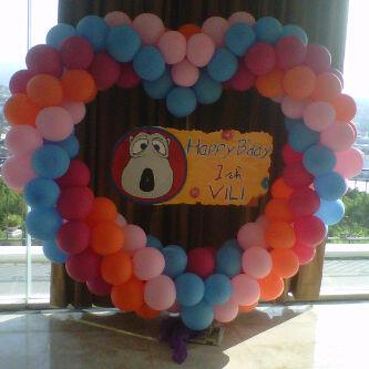 Balon Ultah Murah