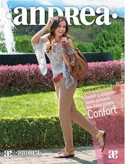 catalogo andrea 2013 confort p.v