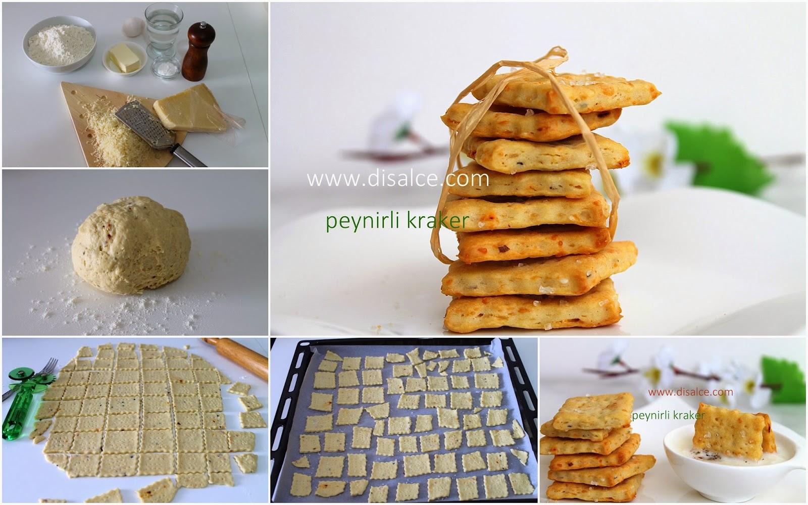 peynirli kraker