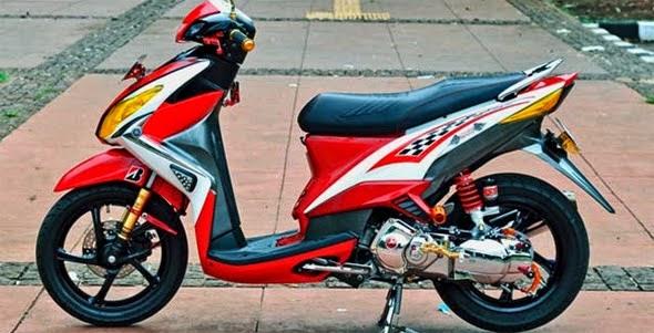 Modifikasi Motor Yamaha Xeon Gt 125