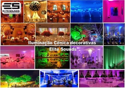 Luz decorativas