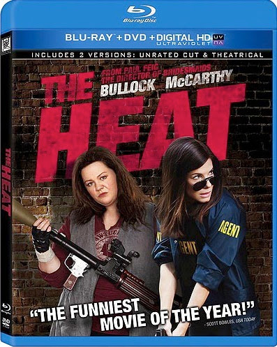 The Heat 2013 720p BluRay 850mb