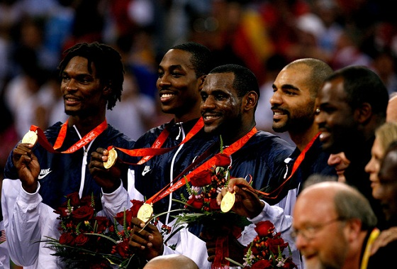 US Men's Olympic Basketball: Projected Starting Lineup