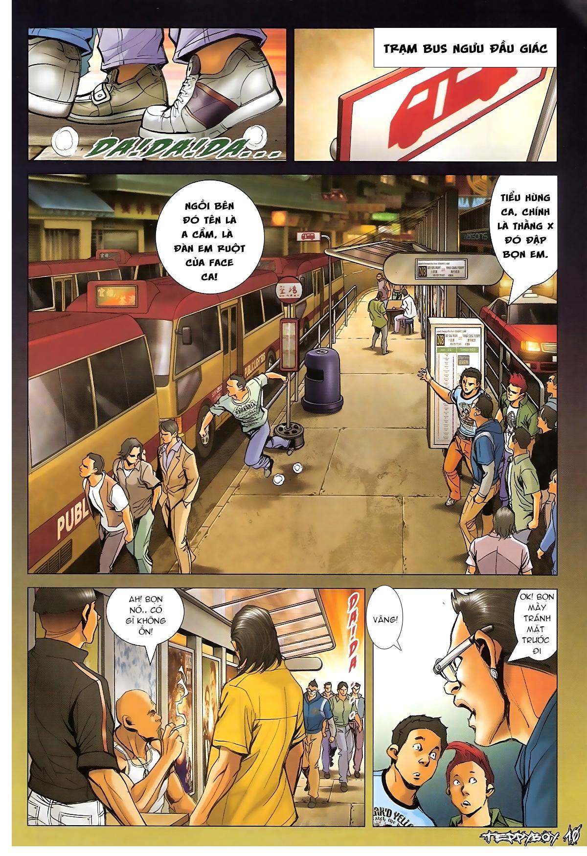 Người Trong Giang Hồ Chap 1325 - Truyen.Chap.VN