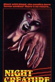 Watch Night Creature Online Free 1978 Putlocker