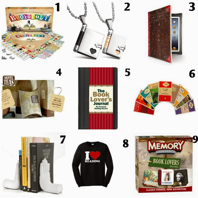 Book Lover's Holiday Gift Guide