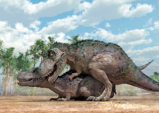 Cum făceau sex dinozaurii