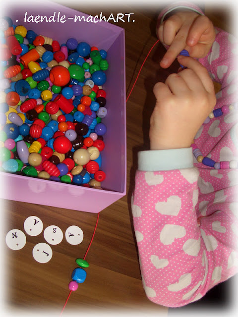 DIY, Kinder, basteln, stempeln
