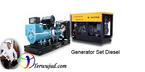 Generator Set Diesel
