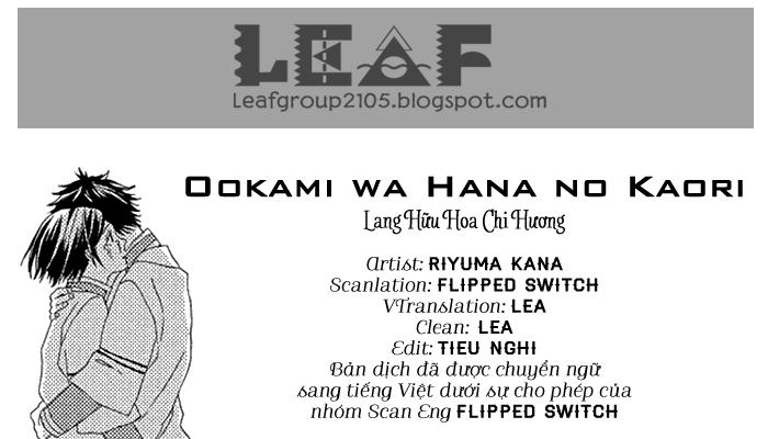 Ookami Wa Hana No Naku chap 2 - Trang 32