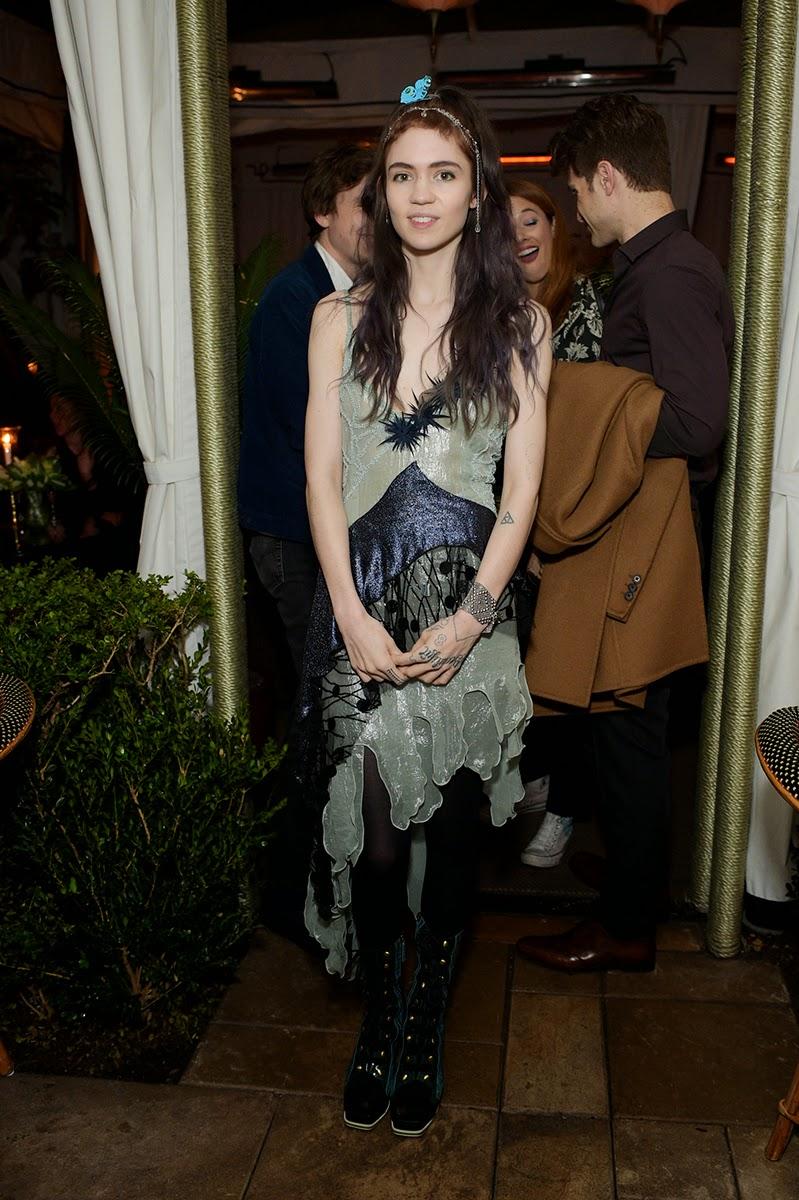 Grimes Best Dressed: Week of February 2, 2015