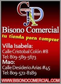 BISONO COMERCIAL