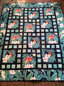 Trinidad Inspired Quilt