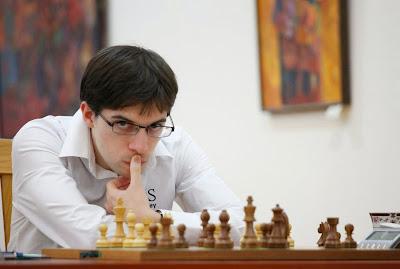 Maxime Vachier-Lagrave au tournoi d'échecs de Tashkent - Photo © Anastasia Karlovich