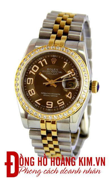 đồng hồ cơ Rolex R101