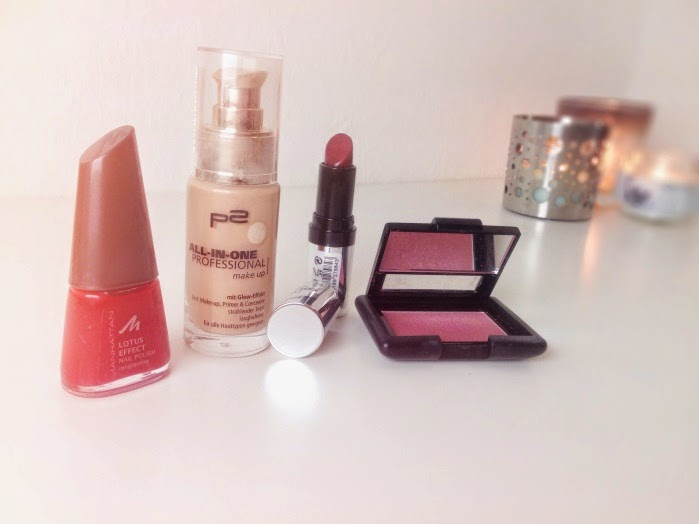 Beauty Favoriten Dezember 2014 - Manhattan, P2 und Elf Kosmetik