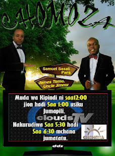 Chomoza Tv Show Ya Clouds Tv