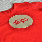 Appliqued t-shirts
