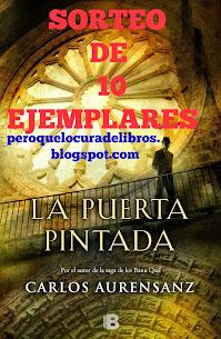 SORTEO 10 EJEMPLARES DE LA PUERTA PINTADA