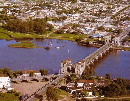 Ponte Mauá -Jaguarão-RS